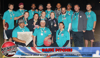 Basic Pitches - Winer 2018 Brandon Champions!